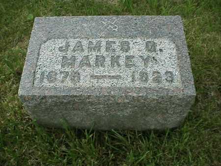 MARKEY, JAMES - Polk County, Iowa | JAMES MARKEY