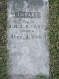 MARTS, INFANT - Polk County, Iowa   INFANT MARTS
