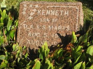 MARTS, KENNETH - Polk County, Iowa | KENNETH MARTS