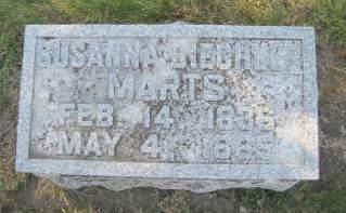 MARTS, SUSANNA - Polk County, Iowa | SUSANNA MARTS