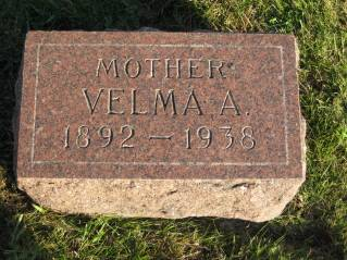 MCBRIDE, VELMA - Polk County, Iowa | VELMA MCBRIDE