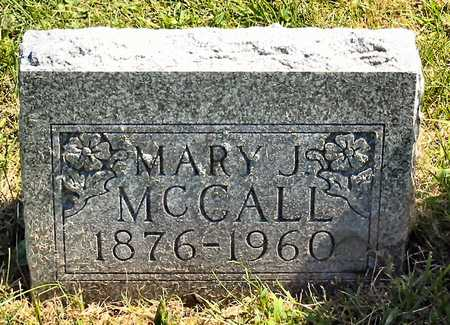 MCCALL, MARY J. - Polk County, Iowa | MARY J. MCCALL