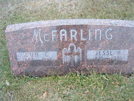 MCFARLING, EVA - Polk County, Iowa | EVA MCFARLING