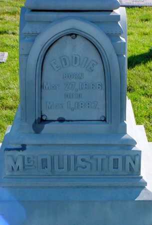 MCQUISTON, EDDIE - Polk County, Iowa | EDDIE MCQUISTON