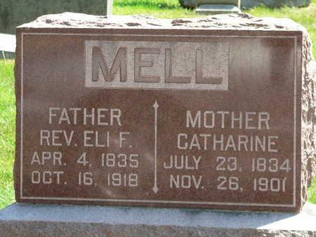 MELL, ELI F. - Polk County, Iowa | ELI F. MELL