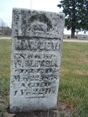 MELL, RAWLEY - Polk County, Iowa   RAWLEY MELL