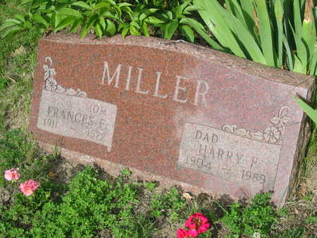 MILLER, FRANCES - Polk County, Iowa | FRANCES MILLER