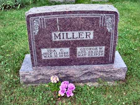 MILLER, GEORGE W. - Polk County, Iowa | GEORGE W. MILLER