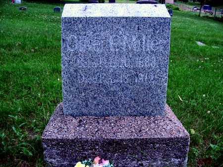 MILLER, OLIVER E. 1888-1912 - Polk County, Iowa | OLIVER E. 1888-1912 MILLER