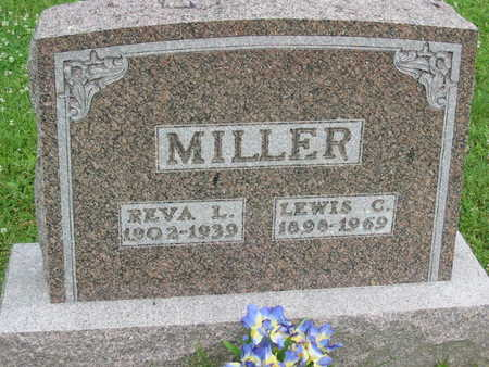 MILLER, LEWIS C. - Polk County, Iowa | LEWIS C. MILLER
