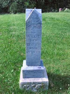 MILLER, WILLIE - Polk County, Iowa | WILLIE MILLER