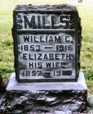 MILLS, MARY ELIZABETH - Polk County, Iowa | MARY ELIZABETH MILLS