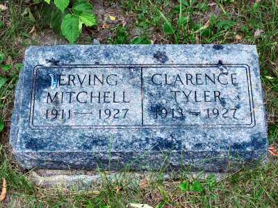 MITCHELL, ERVING - Polk County, Iowa | ERVING MITCHELL