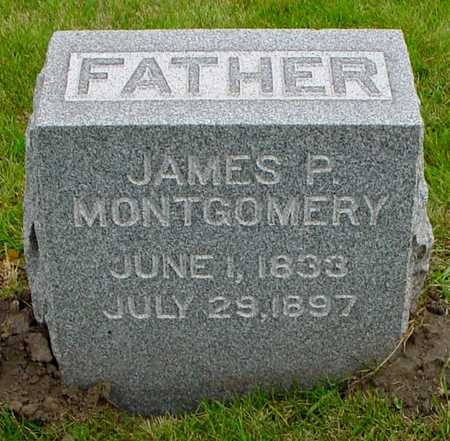 MONTGOMERY, JAMES P. - Polk County, Iowa | JAMES P. MONTGOMERY