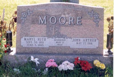 MOORE, MARYL - Polk County, Iowa | MARYL MOORE