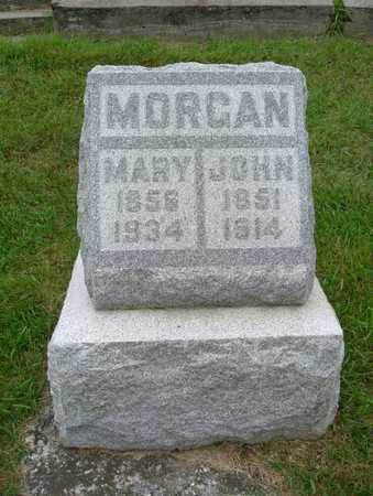 MORGAN, MARY - Polk County, Iowa | MARY MORGAN