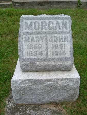 TOWNSEND MORGAN, MARY - Polk County, Iowa | MARY TOWNSEND MORGAN