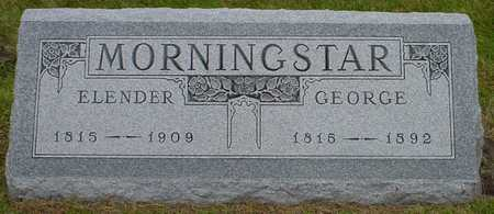 MORNINGSTAR, GEORGE - Polk County, Iowa | GEORGE MORNINGSTAR