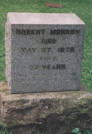 MORROW, ROBERT - Polk County, Iowa | ROBERT MORROW