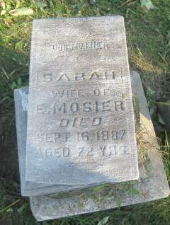 MOSIER, SARAH - Polk County, Iowa | SARAH MOSIER