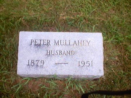 MULLAHEY, PETER - Polk County, Iowa | PETER MULLAHEY