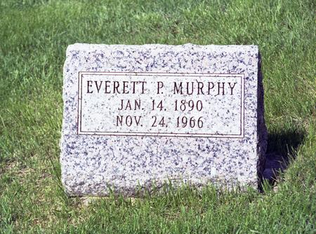 MURPHY, EVERETT - Polk County, Iowa | EVERETT MURPHY