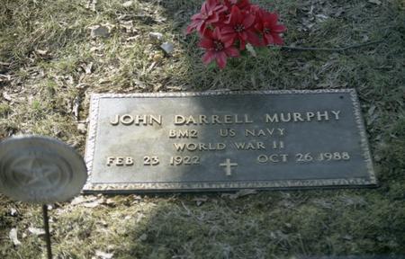 MURPHY, JOHN D. - Polk County, Iowa | JOHN D. MURPHY