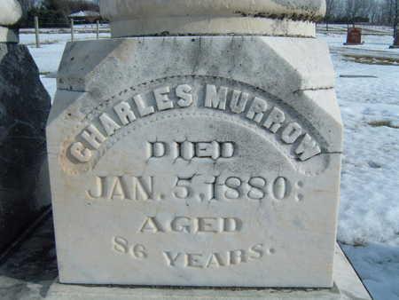 MURROW, CHARLES - Polk County, Iowa | CHARLES MURROW