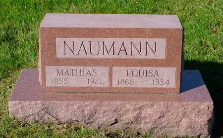 NAUMANN, MATHIAS - Polk County, Iowa | MATHIAS NAUMANN