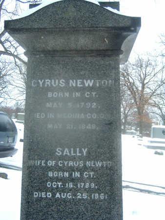 NEWTON, CYRUS - Polk County, Iowa | CYRUS NEWTON