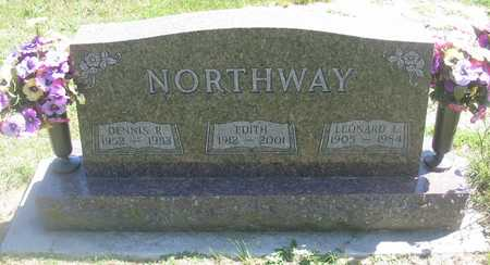 NORTHWAY, EDITH - Polk County, Iowa | EDITH NORTHWAY