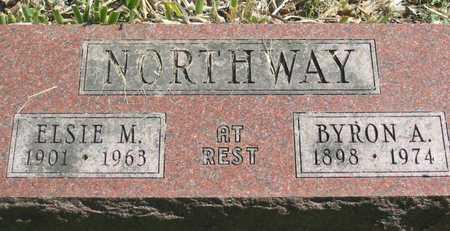 NORTHWAY, ELSIE M. - Polk County, Iowa | ELSIE M. NORTHWAY