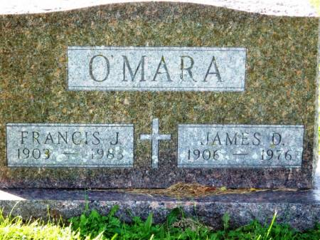 O'MARA, JAMES O. - Polk County, Iowa | JAMES O. O'MARA