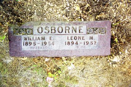 LENTZ OSBORNE, LEONE MAY - Polk County, Iowa | LEONE MAY LENTZ OSBORNE