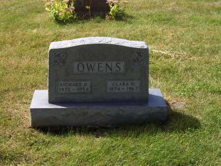 OWENS, RICHARD D - Polk County, Iowa | RICHARD D OWENS