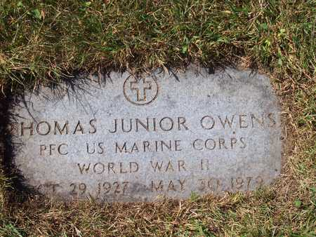 OWENS, THOMAS JUNIOR JR - Polk County, Iowa | THOMAS JUNIOR JR OWENS