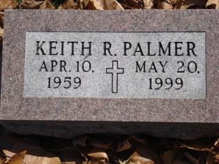 PALMER, KEITH - Polk County, Iowa | KEITH PALMER