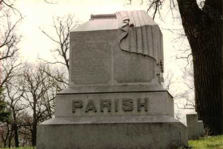 PARISH, JOHN C. - Polk County, Iowa | JOHN C. PARISH