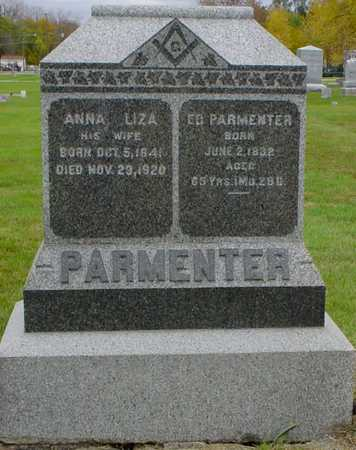 PARMENTER, ANNA LIZA - Polk County, Iowa | ANNA LIZA PARMENTER