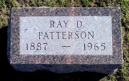 PATTERSON, RAY D. - Polk County, Iowa | RAY D. PATTERSON