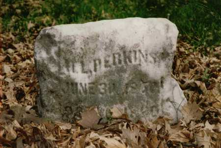 PERKINS, H. L. - Polk County, Iowa | H. L. PERKINS