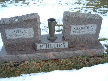 PHILLIPS, GEORGE N. - Polk County, Iowa | GEORGE N. PHILLIPS