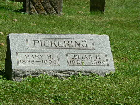 PICKERING, MARY H. - Polk County, Iowa | MARY H. PICKERING