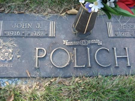 POLICH, JOHN J - Polk County, Iowa | JOHN J POLICH