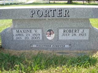 PORTER, MAXINE - Polk County, Iowa   MAXINE PORTER