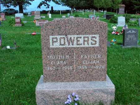 POWERS, ELIJAH - Polk County, Iowa | ELIJAH POWERS