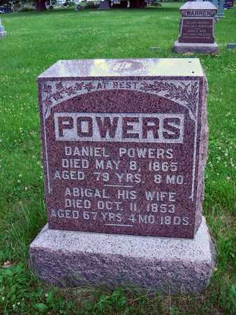 POWERS, DANIEL - Polk County, Iowa | DANIEL POWERS