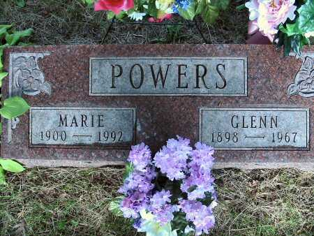 POWERS, GLENN - Polk County, Iowa | GLENN POWERS