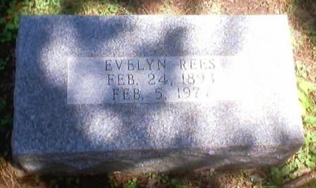 REES, EVELYN - Polk County, Iowa | EVELYN REES