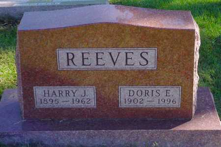 REEVES, DORIS E. - Polk County, Iowa | DORIS E. REEVES